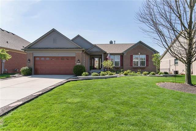 8863 W Cobblestone Drive, Zionsville, IN 46077 (MLS #21707509) :: Anthony Robinson & AMR Real Estate Group LLC