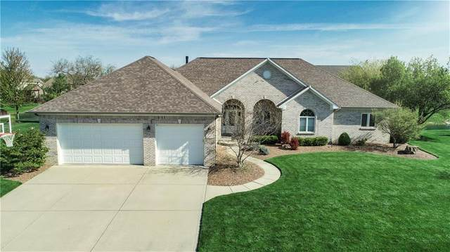 770 Mikal Lane, Brownsburg, IN 46112 (MLS #21707517) :: The Indy Property Source