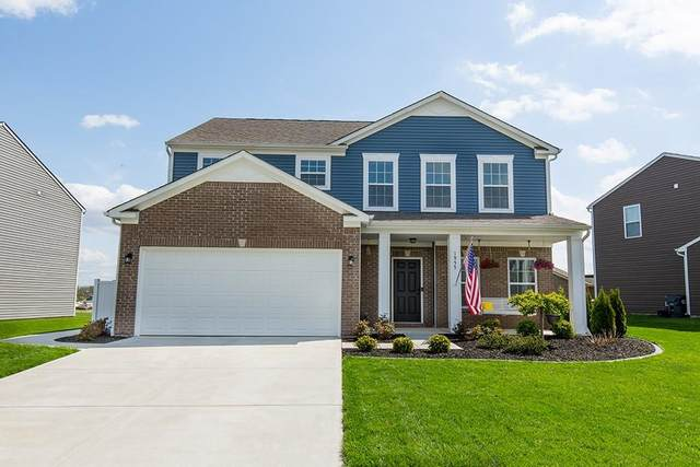 1955 Woodland Parks Drive, Columbus, IN 47201 (MLS #21707542) :: The Indy Property Source