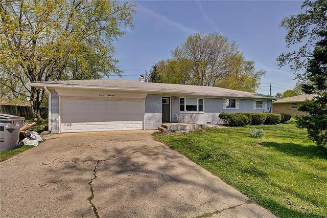 1138 E Stop 10 Road, Indianapolis, IN 46227 (MLS #21707552) :: The Indy Property Source