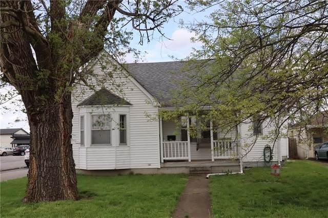 2335 Pennsylvania Street, Columbus, IN 47201 (MLS #21707618) :: Heard Real Estate Team | eXp Realty, LLC