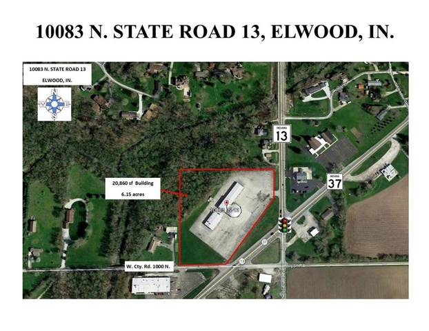 10083 In 13, Elwood, IN 46036 (MLS #21707660) :: AR/haus Group Realty