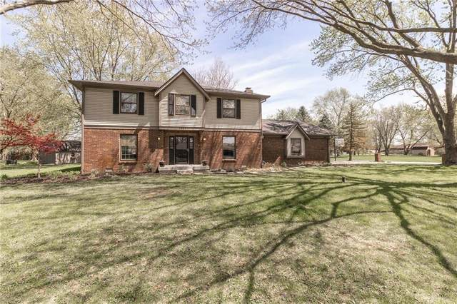7351 Janean Drive, Brownsburg, IN 46112 (MLS #21707680) :: The Indy Property Source