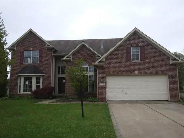 12507 Bent Oak Lane, Lawrence, IN 46236 (MLS #21707748) :: Anthony Robinson & AMR Real Estate Group LLC