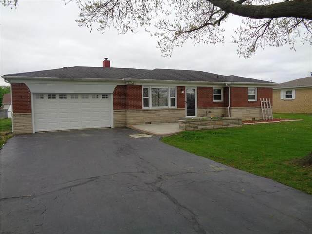 3522 Horner Drive, Indianapolis, IN 46239 (MLS #21707836) :: The Indy Property Source
