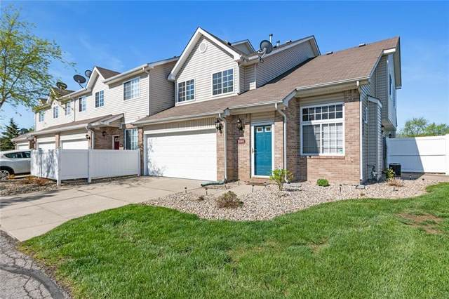 8148 Shores Edge Way, Indianapolis, IN 46237 (MLS #21707895) :: The ORR Home Selling Team