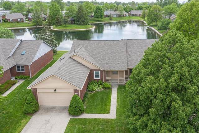 5367 Steinmeier Drive N, Indianapolis, IN 46220 (MLS #21707910) :: The Indy Property Source