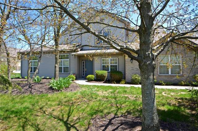 9068 Alcott Court #51, Fishers, IN 46037 (MLS #21707913) :: Heard Real Estate Team | eXp Realty, LLC