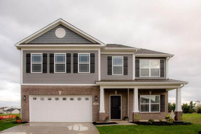 2861 Blazing Star Drive, Plainfield, IN 46168 (MLS #21707920) :: The Indy Property Source