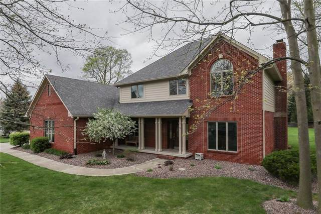 30 Grassy Creek Drive, Whiteland, IN 46184 (MLS #21707949) :: The Indy Property Source
