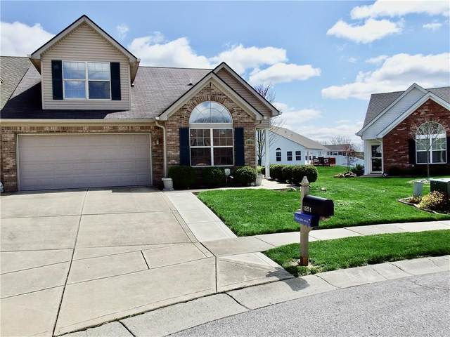 1551 Hamilton Drive, Greenwood, IN 46143 (MLS #21707969) :: Anthony Robinson & AMR Real Estate Group LLC