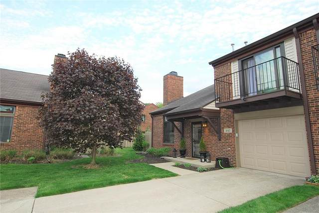 445 E Arch Street, Indianapolis, IN 46202 (MLS #21708035) :: Heard Real Estate Team | eXp Realty, LLC