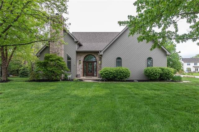 16 Greyhound Pass, Carmel, IN 46032 (MLS #21708048) :: Heard Real Estate Team | eXp Realty, LLC