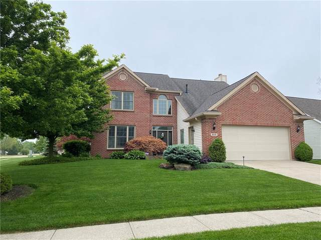 9059 Bailey Way, Fishers, IN 46037 (MLS #21708075) :: The Indy Property Source