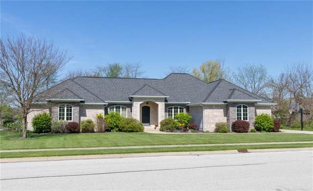 1336 Greenstone Drive, Danville, IN 46122 (MLS #21708088) :: Richwine Elite Group