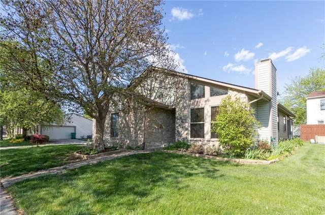 2935 Horse Hill West Drive, Indianapolis, IN 46214 (MLS #21708089) :: The ORR Home Selling Team