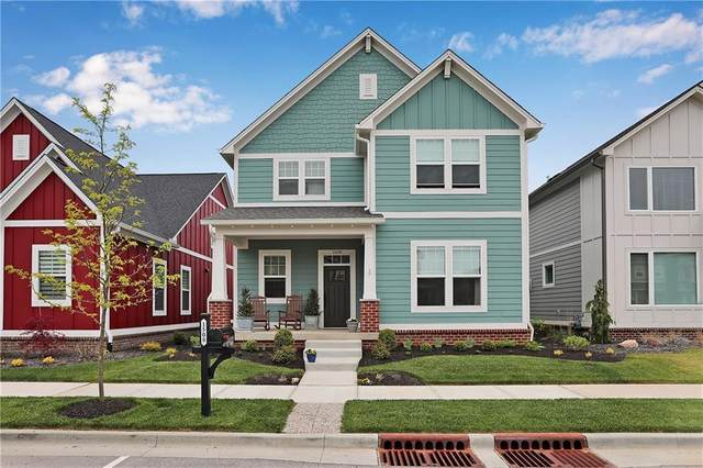 1508 Evenstar Boulevard, Indianapolis, IN 46280 (MLS #21708148) :: The Indy Property Source