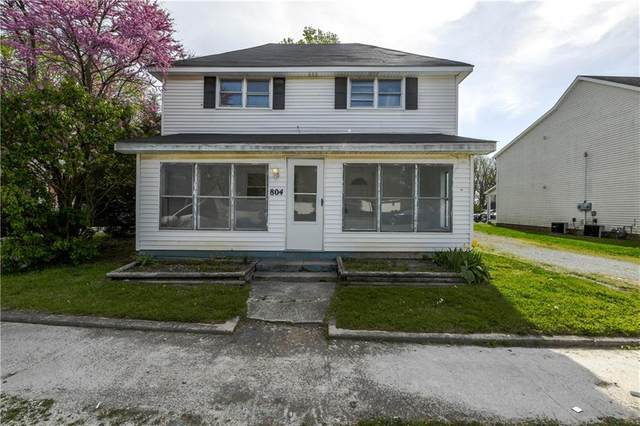 804 Central Avenue, Lapel, IN 46051 (MLS #21708169) :: Heard Real Estate Team | eXp Realty, LLC
