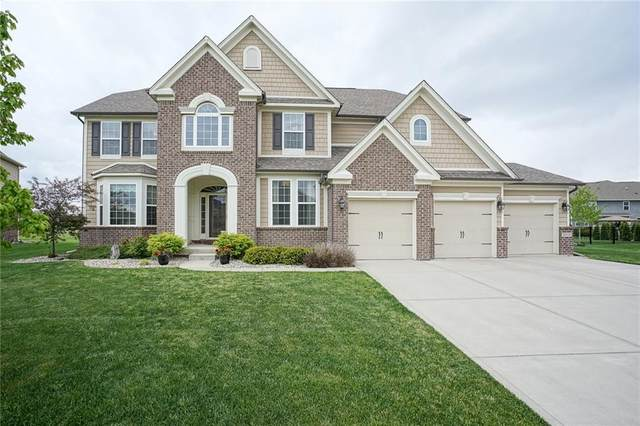 10030 Copper Saddle, Fishers, IN 46040 (MLS #21708178) :: Richwine Elite Group