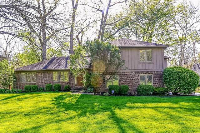 8145 Claridge Road, Indianapolis, IN 46260 (MLS #21708227) :: Anthony Robinson & AMR Real Estate Group LLC