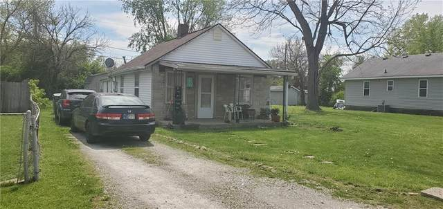 741 Martin Street, Indianapolis, IN 46227 (MLS #21708254) :: The Indy Property Source