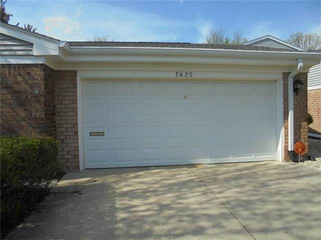 7620 Vintage Circle, Indianapolis, IN 46226 (MLS #21708273) :: AR/haus Group Realty