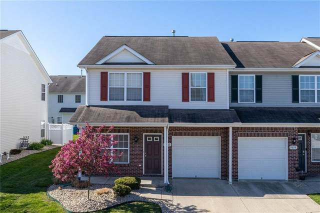 9701 Rolling Plain Drive #3001, Noblesville, IN 46060 (MLS #21708291) :: The Indy Property Source