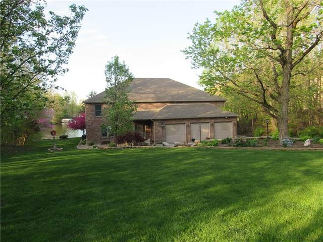 4747 S Wellington Boulevard, Crawfordsville, IN 47933 (MLS #21708294) :: Mike Price Realty Team - RE/MAX Centerstone