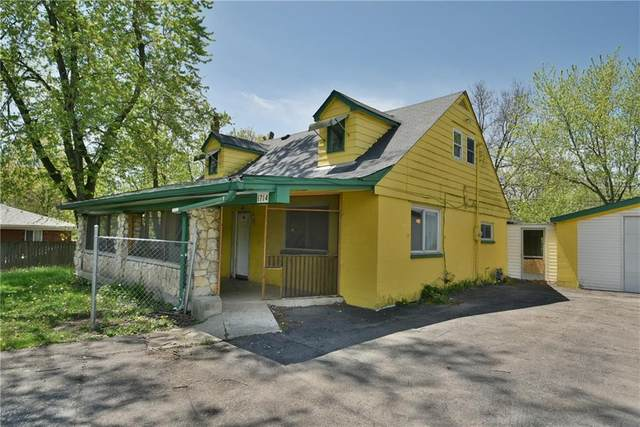 1714 N Graham Avenue, Indianapolis, IN 46218 (MLS #21708312) :: The Indy Property Source