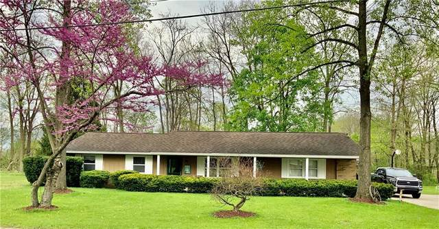 6310 S Overlook Drive, Daleville, IN 47334 (MLS #21708318) :: Mike Price Realty Team - RE/MAX Centerstone