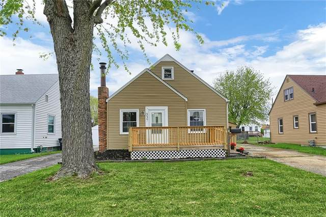 337 N 15th Avenue, Beech Grove, IN 46107 (MLS #21708363) :: The ORR Home Selling Team