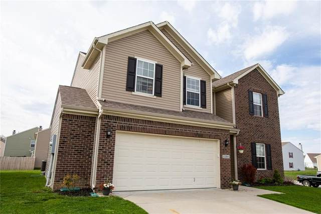 6364 Enclave Boulevard, Greenwood, IN 46143 (MLS #21708391) :: Anthony Robinson & AMR Real Estate Group LLC