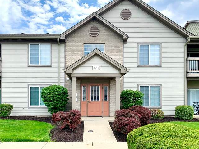 231 Legends Creek Way #103, Indianapolis, IN 46229 (MLS #21708422) :: AR/haus Group Realty