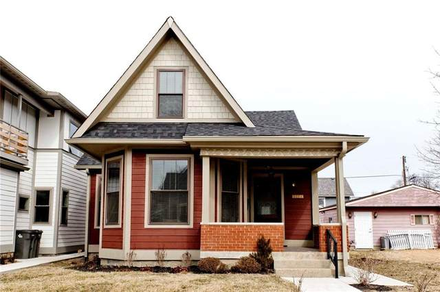 522 Parkway Avenue, Indianapolis, IN 46203 (MLS #21708429) :: The Indy Property Source
