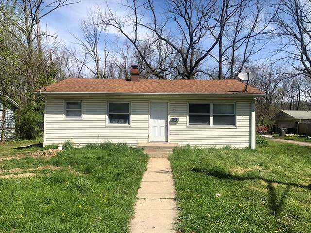 3880 E 31ST Street, Indianapolis, IN 46218 (MLS #21708436) :: AR/haus Group Realty