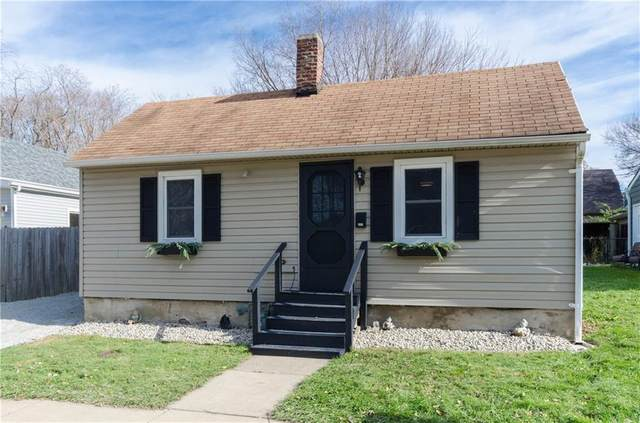 831 Laurel Street, Indianapolis, IN 46203 (MLS #21708437) :: HergGroup Indianapolis