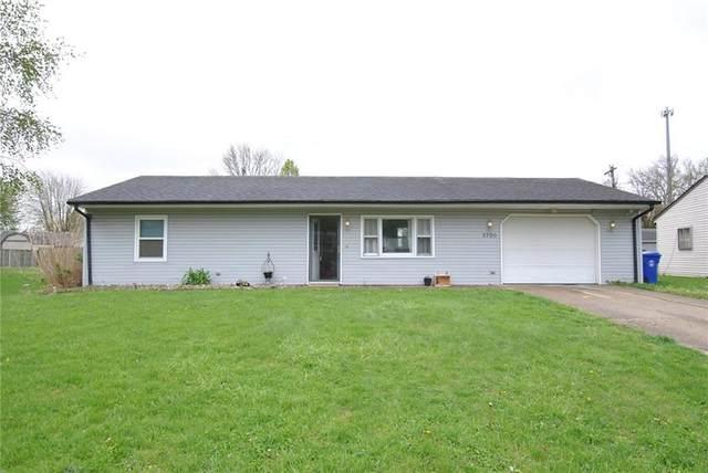 5720 Wampum Drive, Kokomo, IN 46902 (MLS #21708443) :: Anthony Robinson & AMR Real Estate Group LLC