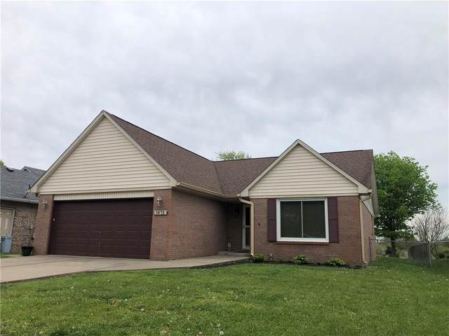 1075 Southpointe Drive, Franklin, IN 46131 (MLS #21708464) :: The ORR Home Selling Team