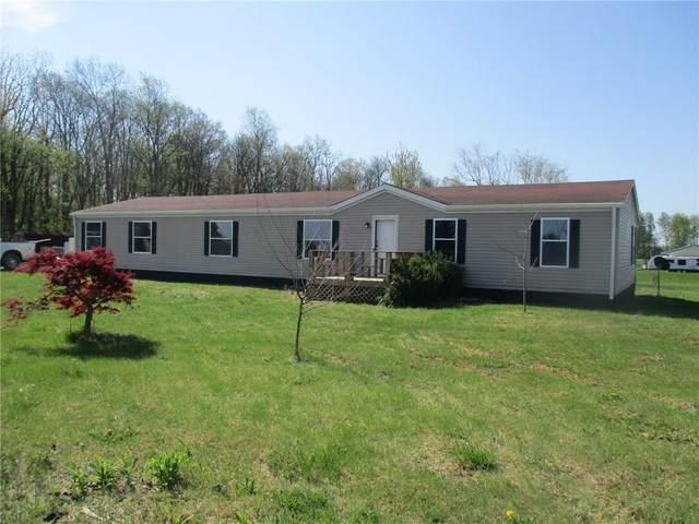 5855 W Janssen Lane, Crawfordsville, IN 47933 (MLS #21708535) :: The Indy Property Source