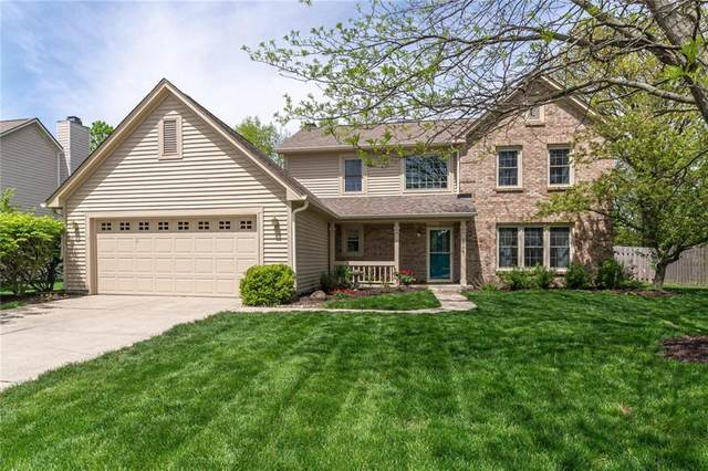 6606 Salem Drive, Fishers, IN 46038 (MLS #21708566) :: Anthony Robinson & AMR Real Estate Group LLC