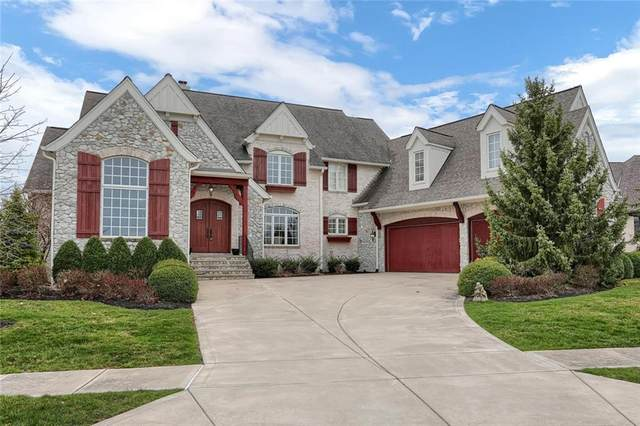 11367 Golden Bear Circle, Noblesville, IN 46060 (MLS #21708575) :: Anthony Robinson & AMR Real Estate Group LLC
