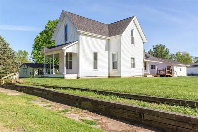 507 E Hamilton Avenue, Arcadia, IN 46030 (MLS #21708633) :: The Indy Property Source