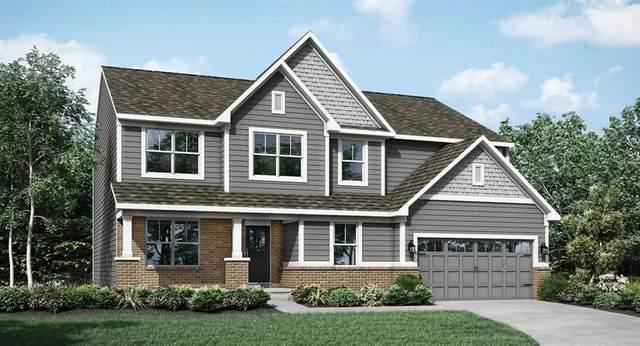 520 Ferndale Lane, Avon, IN 46122 (MLS #21708640) :: David Brenton's Team