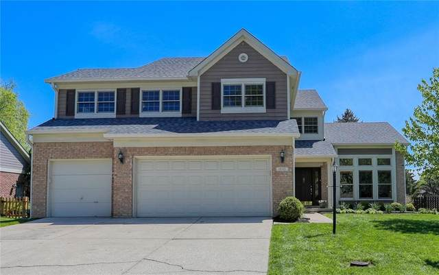 11645 Victoria Court, Carmel, IN 46033 (MLS #21708652) :: The ORR Home Selling Team