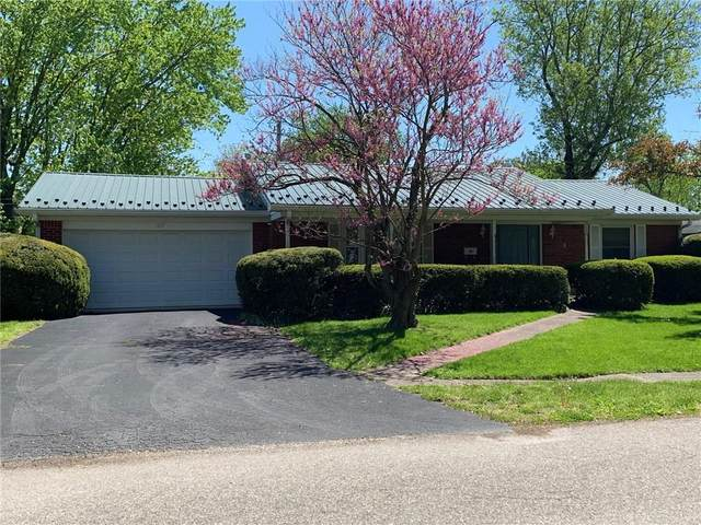 317 Voorhees St, Rockville, IN 47872 (MLS #21708693) :: Mike Price Realty Team - RE/MAX Centerstone
