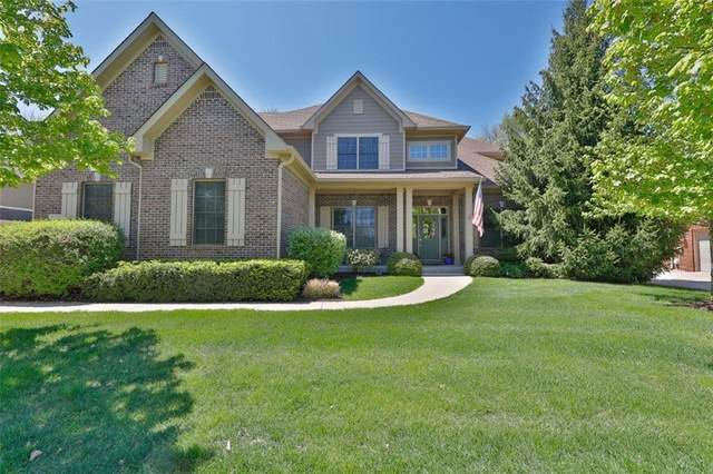9971 Wading Crane Avenue, Mccordsville, IN 46055 (MLS #21708702) :: AR/haus Group Realty