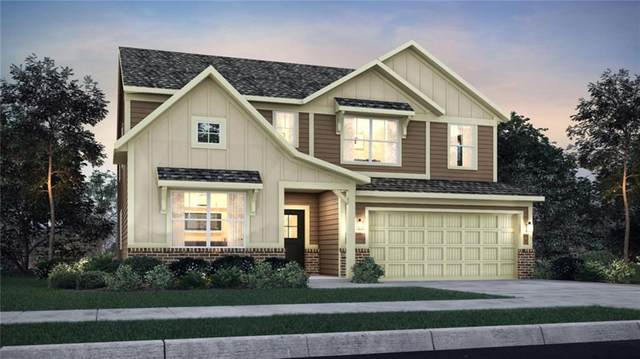 3402 Tina Court, Brownsburg, IN 46112 (MLS #21708717) :: The Indy Property Source