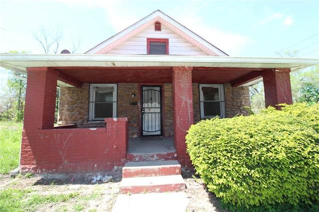 2746 Adams Street, Indianapolis, IN 46218 (MLS #21708827) :: The Indy Property Source