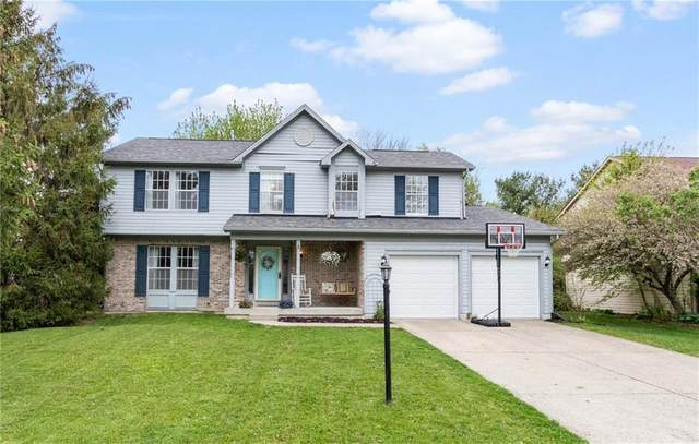7821 Winding Creek Drive, Indianapolis, IN 46236 (MLS #21708831) :: Anthony Robinson & AMR Real Estate Group LLC