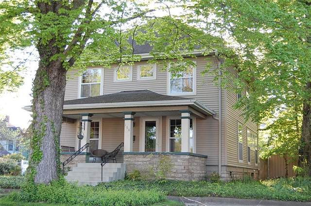 168 N Montgomery Street, Spencer, IN 47460 (MLS #21708836) :: Mike Price Realty Team - RE/MAX Centerstone